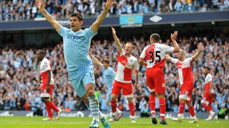 Premier Lig'de son saniyede her şey değişmişti! Tarihi gol... 1
