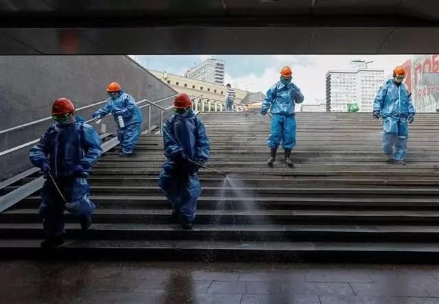 Rusya'da korkutan artış sürüyor 1