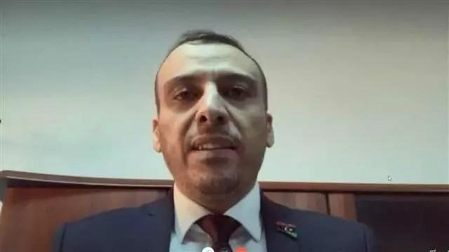 Libya Dışişleri Sözcüsü Kablavi DHA'ya konuştu 1
