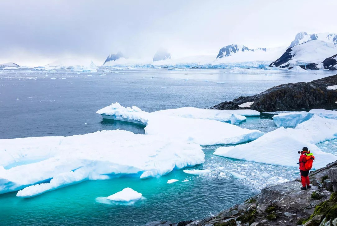 Antarktika iklimi mercek altına alındı 1