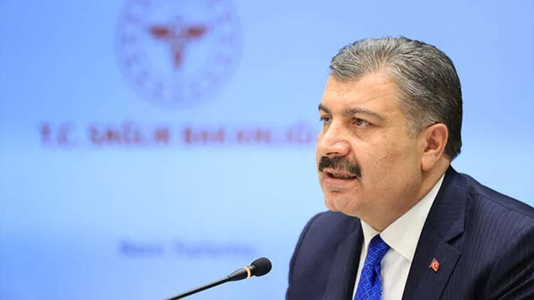 """Sıhhat Bakanı Koca: """"Türkiye bu süreci en az ziyanla atlatan ülkelerin başındadır"""" 1"""