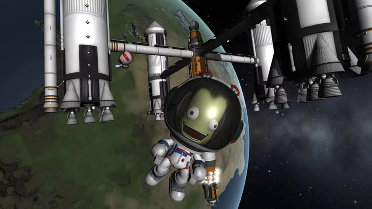 The Kerbal Space Program: Shared Horizons güncellemesi yolda 1