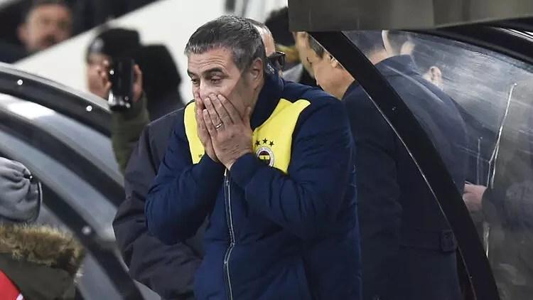 Ersun Yanal'dan son dakika Fenerbahçe açıklaması 1