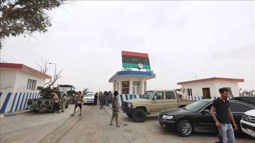 Libya ordusunun Trablus'un güneyinde değerli noktaları ele geçirdiği açıklandı 1