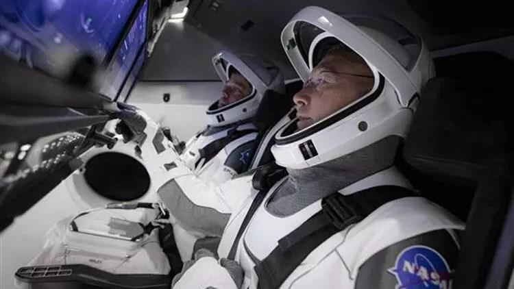 NASA duyurdu! Fırlatmaya hazırlar 1