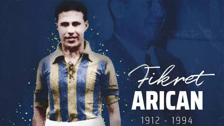 Fenerbahçe eski lideri Fikret Arıcan vefatının 26. yılında anıldı 1