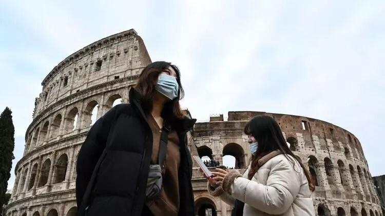 İtalya'da Kovid-19 vefatlarında üst üste üç günde dikkat çeken bilgi 1