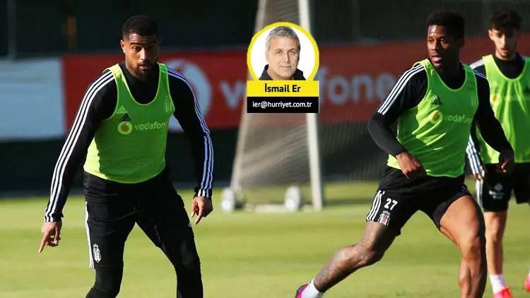 Beşiktaş komando üzere çalışıyor! 1