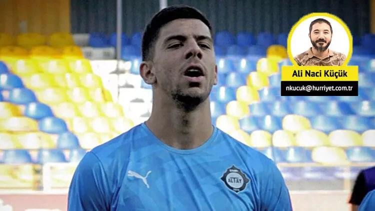 Son dakika! Galatasaray yeni Ozan Kabak'ını Altay'da buldu: Cenk Özkaçar 1