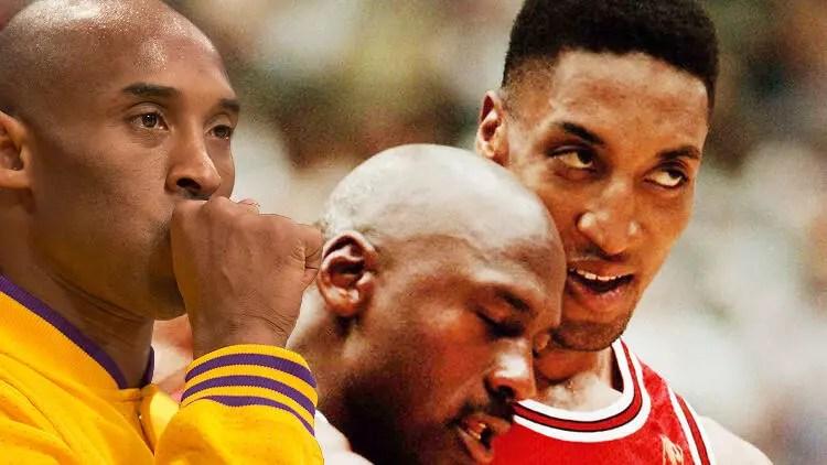 "Scottie Pippen: ""Kobe Bryant Michael Jordan'dan daha iyiydi"" 1"