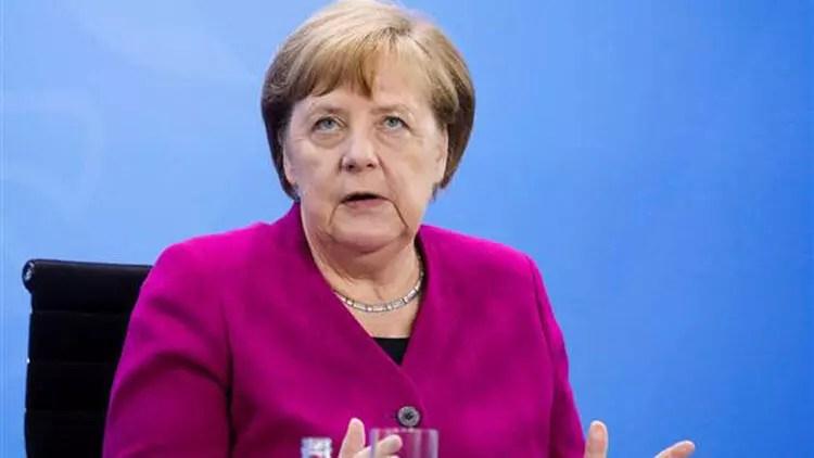 Almanya Başbakanı Merkel'den kritik koronavirüs uyarısı: 'Hala başındayız' 1