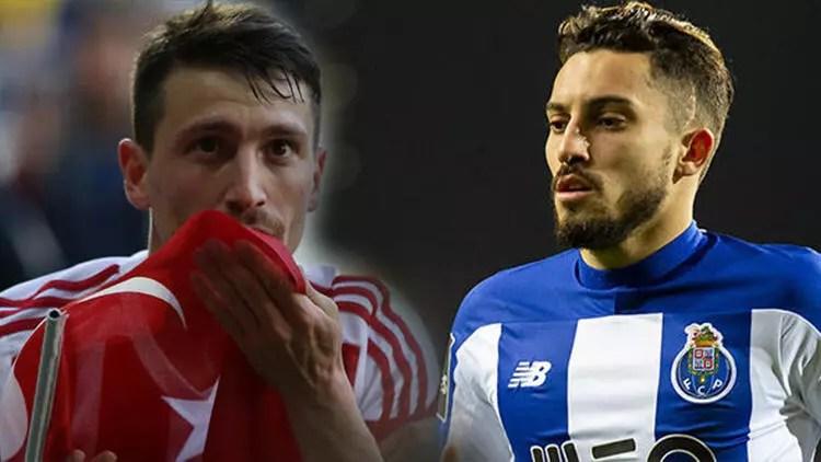 Son Dakika Transfer Haberi   Galatasaray'a Telles piyangosu! Mert Hakan Yandaş... 1