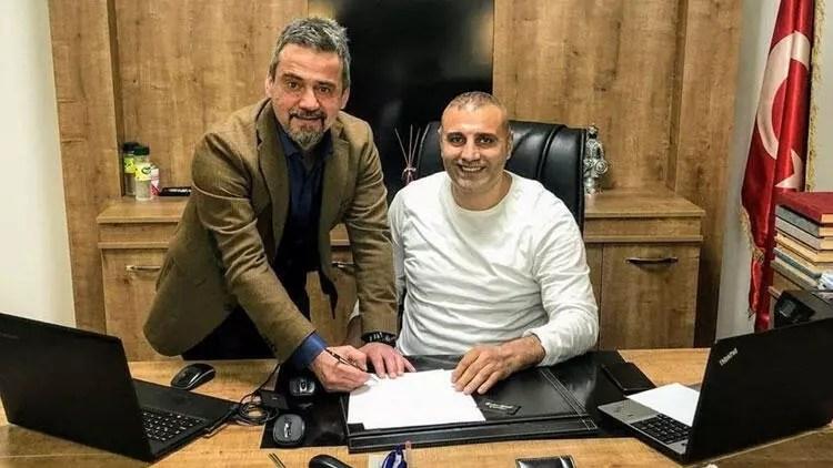 Bayburt Özel Yönetim Spor'da Ali Nail Durmuş devri 1