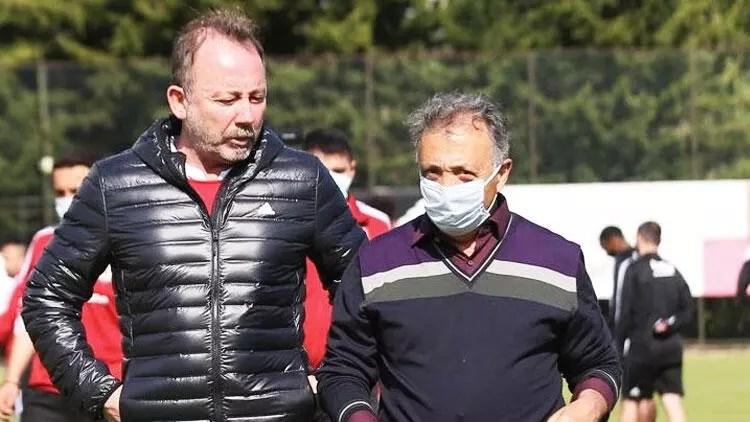 Sergen Yalçın'dan Ahmet Parıltı Çebi'ye transfer kelamları 1