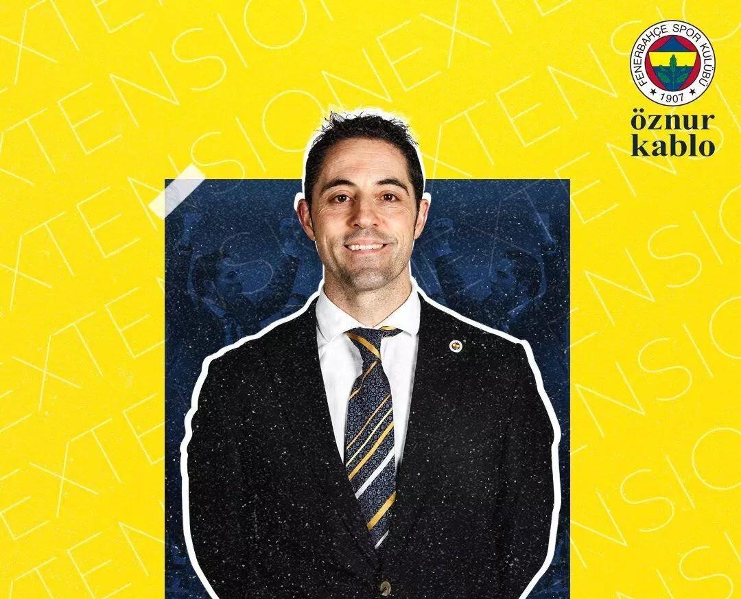 Son dakika | Fenerbahçe, Víctor Lapena'nın kontratını uzattı! 1
