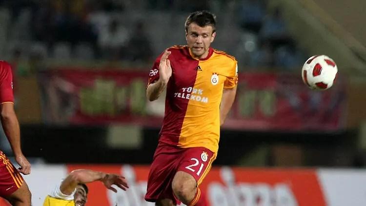 Son Dakika   Misimovic'ten çarpıcı kelamlar: 'Tek pişmanlığım Galatasaray' 1