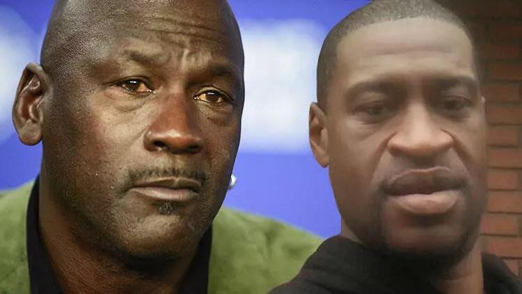 Michael Jordan'dan George Floyd yansısı: Kanunları değiştirmeliyiz! 1