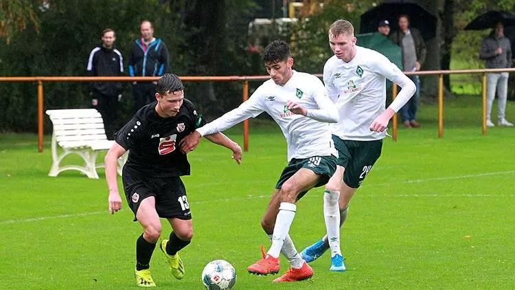 Werder Bremenli Eren Dinkçi'ye Juventus ve Inter talip 1