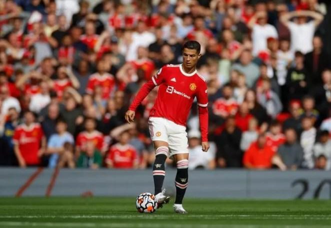 Cristiano Ronaldo, Manchester United ile bir kez daha tarihe geçti! Daha ilk maçında... 21