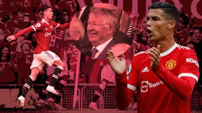 Cristiano Ronaldo, Manchester United ile bir kez daha tarihe geçti! Daha ilk maçında... 15