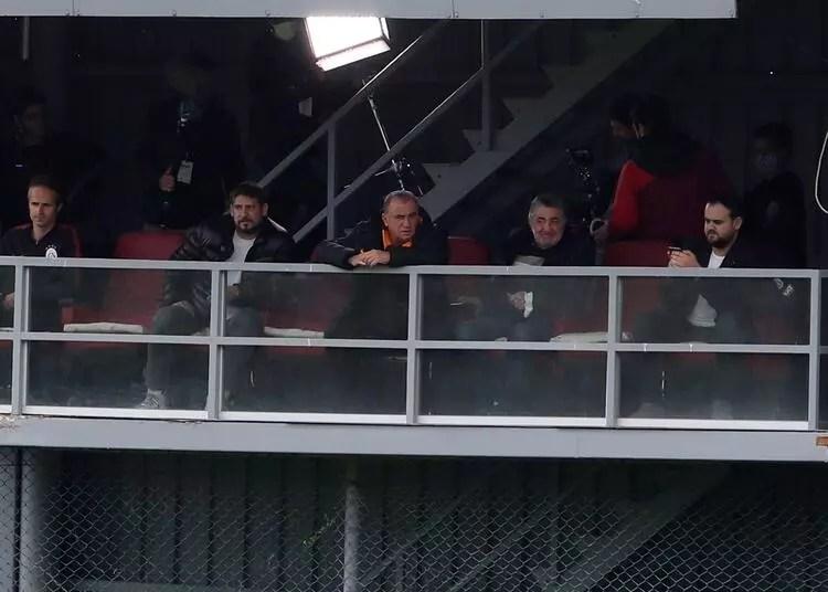 Galatasaray - İstanbulspor hazırlık maçından fotoğraflar