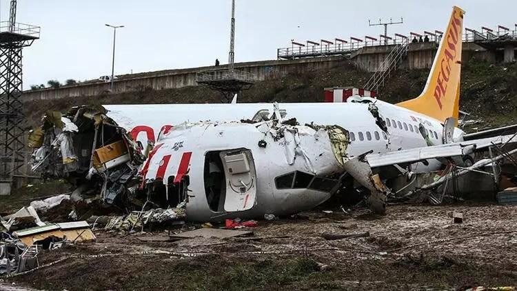 Son dakika haberleri: İstanbul'daki uçak kazası ile ilgili yardımcı pilotun ifadeleri ortaya çıktı