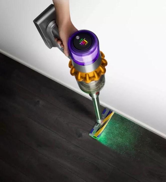 Dyson, bu kez lazer teknolojisini kullanan süpürge geliştirdi