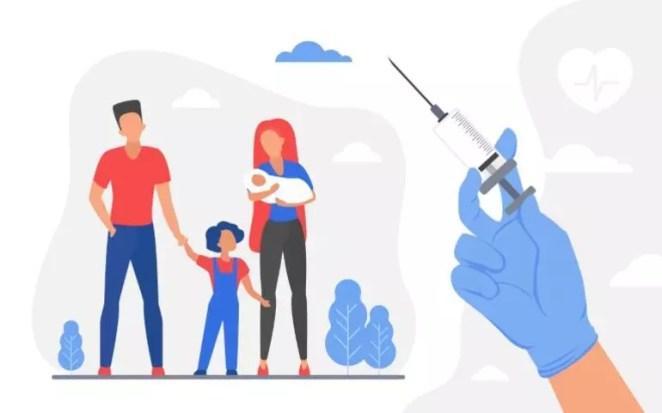 Aynı evin içindeki aşı kavgaları: Ya aşı olacak ya da boşanacağız