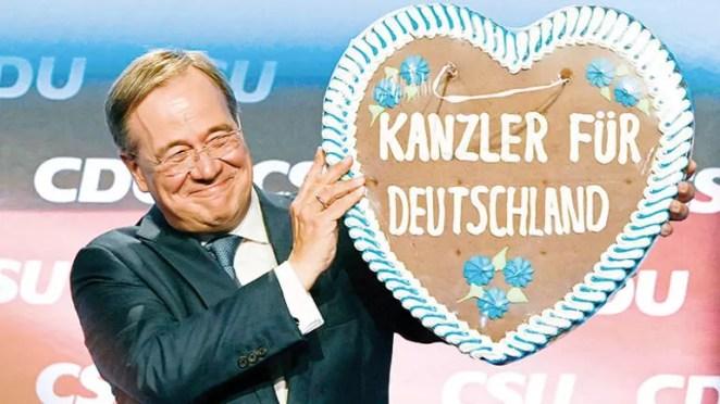 Almanyada kıran kırana