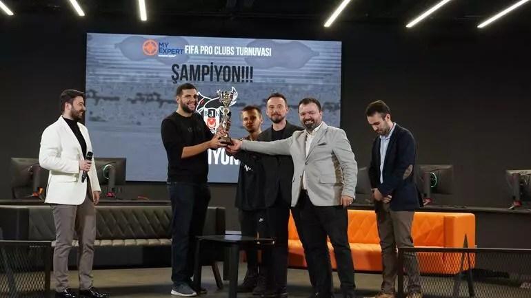 Türkiye'nin tek resmi espor futbol ligi: Türkiye Espor Futbol Ligi