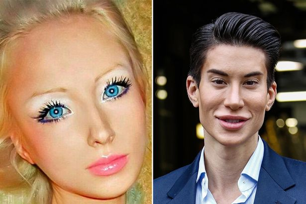 Husband Doll Human Barbie Valeria Lukyanova