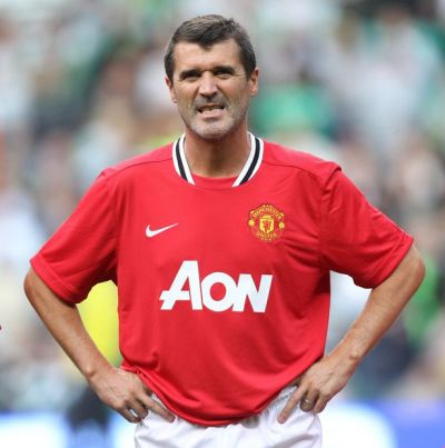 Image result for roy keane playing