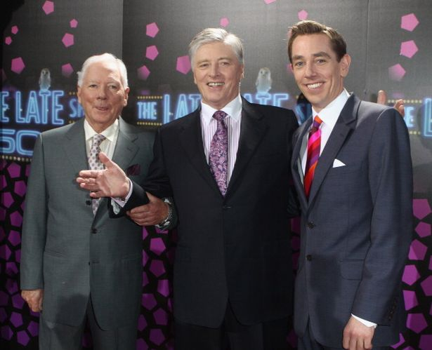 Image result for Gaybo (Gay Byrne) hopes for best in battle against prostate cancer?