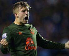 Video: Reading vs Everton