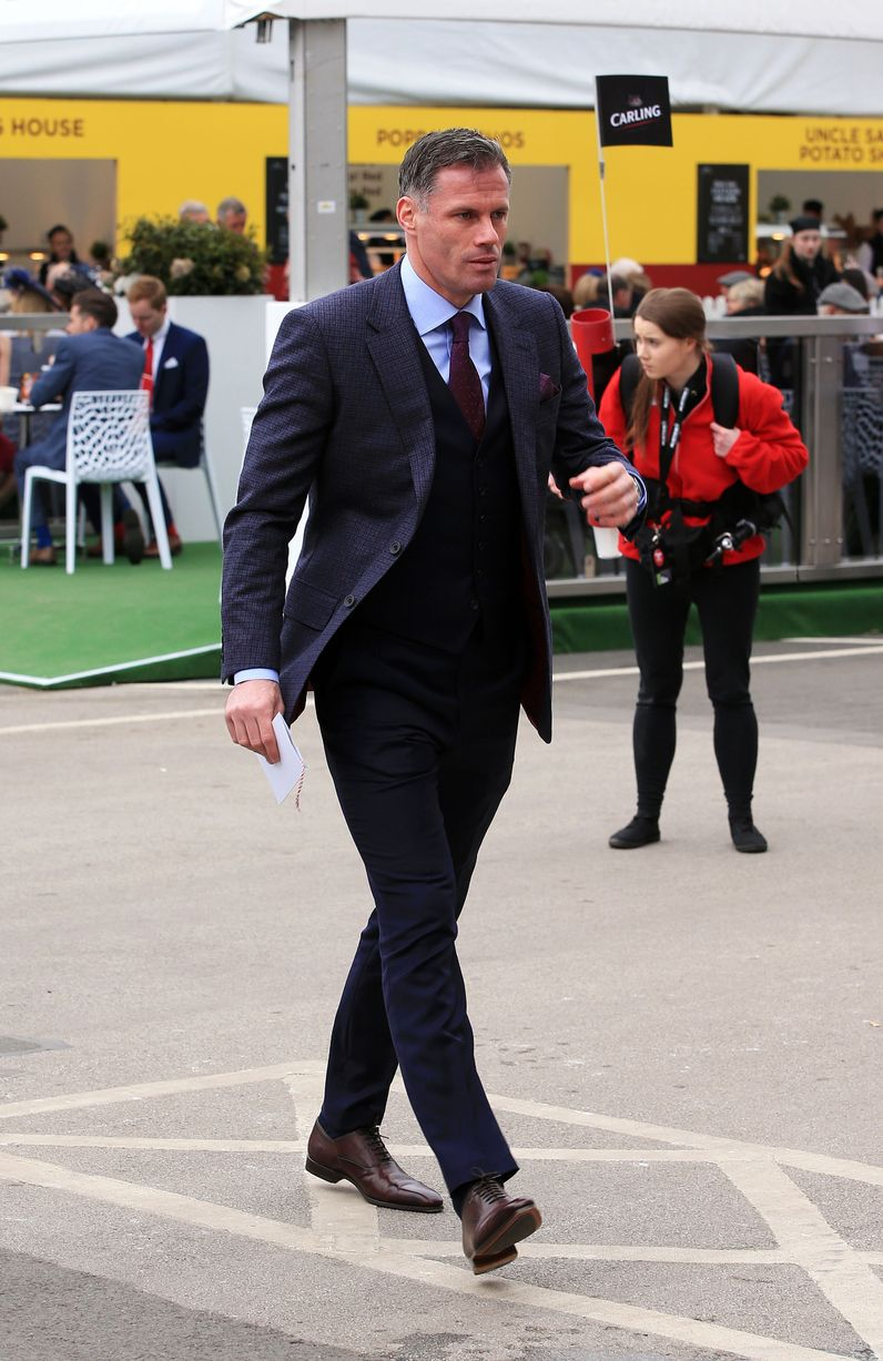 Ladies Day 2017 The Best Dressed Men Spotted At Aintree