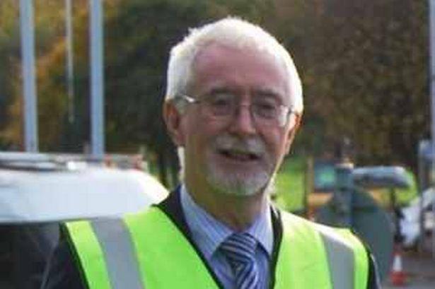 Wirral Council's Cllr Tony Smith