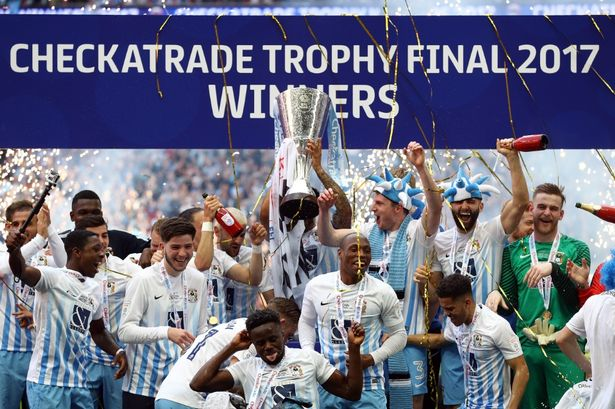Image result for checkatrade trophy coventry
