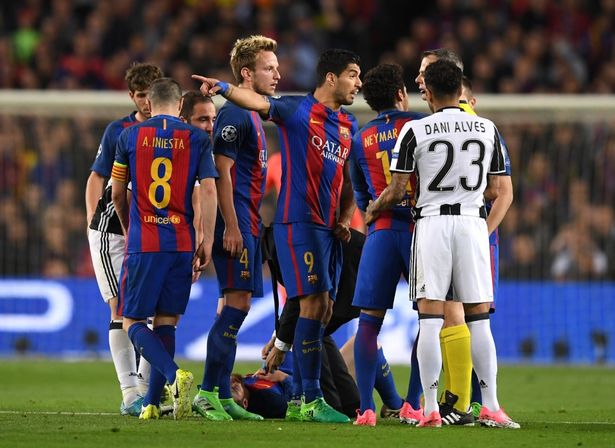 Image result for fc barcelona vs Juventus