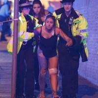 Manchester Arena 'explosions': Two loud bangs heard at MEN Arena