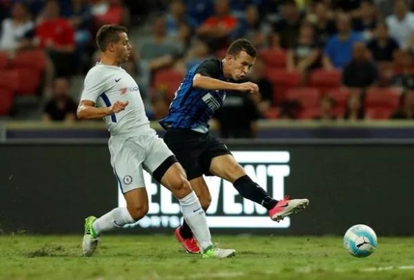 ICC : L'Inter bat Chelsea