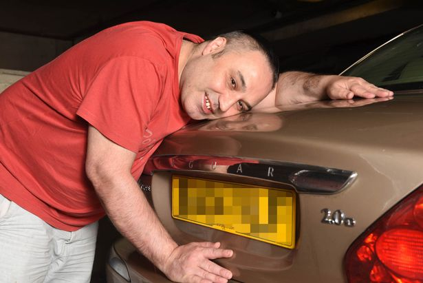 He says he ended up enjoying sex with his car more than his girlfriend (Image: Stan Kujawa)