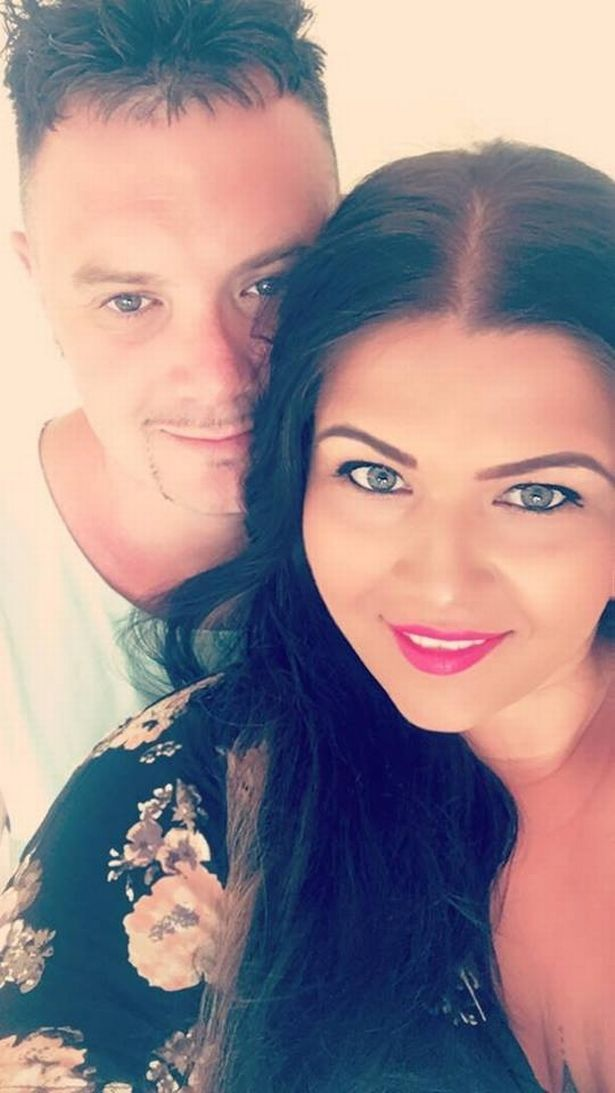 The newlyweds say they paid between £700 and £800 for the break