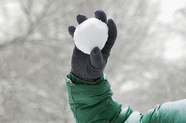 Image result for snowball fight hit in face images