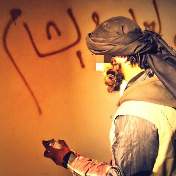 Abu Layth Twitter Image