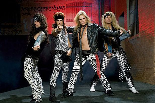 Image result for steel panther