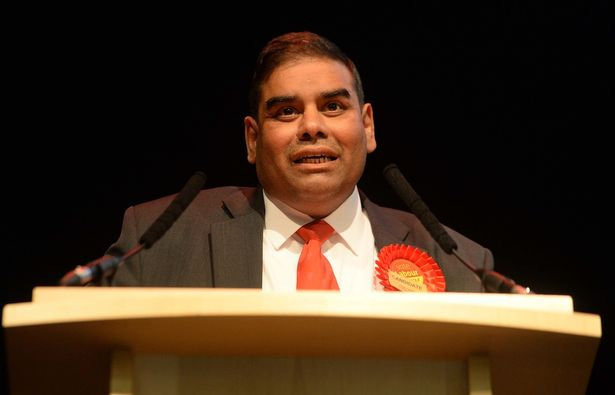MP Khalid Mahmood