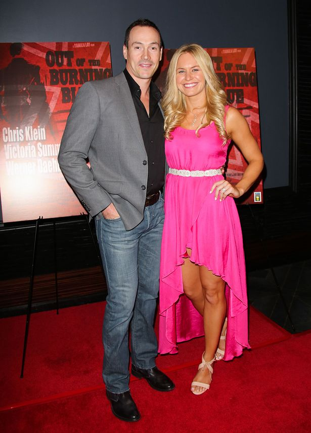 'American Pie' star Chris Klein gets married