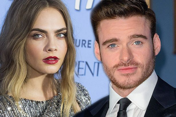 Richard Madden vs Cara Delevinge - she doesn't know who he is