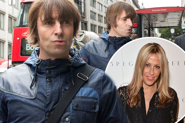 Liam Gallagher and Nicole Appleton prepare for family court hearing