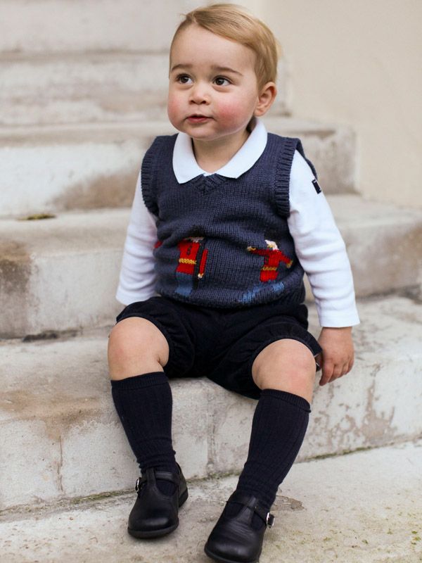 Image result for Prince George images in shorts